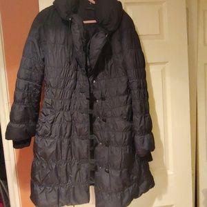Elie Tahira Women gorgeous warm coat size Large